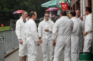 Actief vrijgezellenfeest in Zuid-Limburg