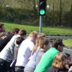Groepsactiviteit in Zuid-Limburg
